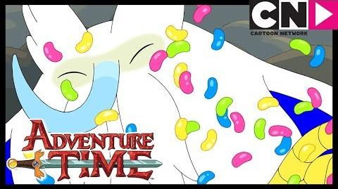 Adventure Time Evergreen Cartoon Network