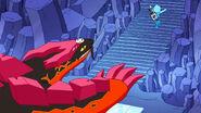 Larvo chasing Glassboy (2)