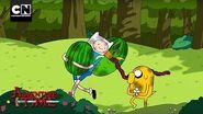 Adventure Time Baby Cartoon Network