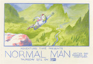 Normal Man Promo Art