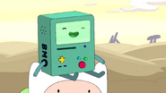 S5e28 BMO laughing