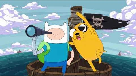 Adventure Time Islands - Opening Credits Cartoon Network