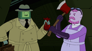 S9e2 Gumbald going to chop BMO