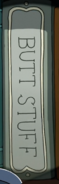 S7e19 butt stuff