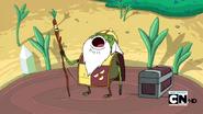 S2e13 Gnome Knight croaking