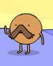 Starchy without hat