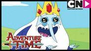 Adventure Time Season 1 Wedding Bells Thaw (Clip) Cartoon Network-0