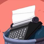 S5e43 typewriter in trash.png