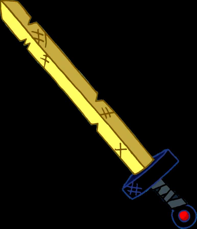 Finn's swords