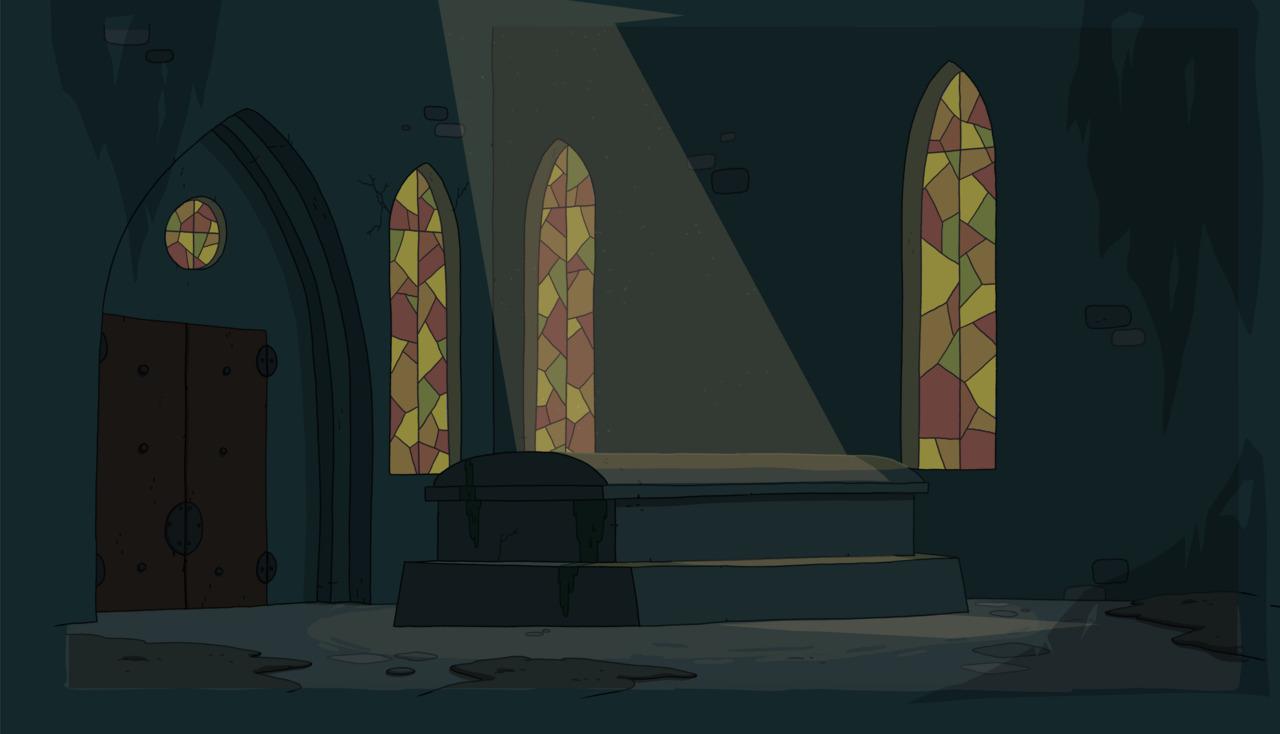 Clarence's mausoleum