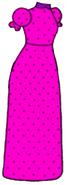 Princess Bubblegum's Pink Nightgown