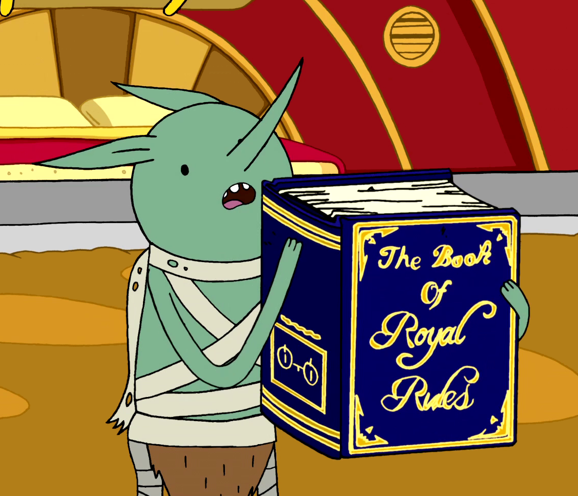 Book of Royal Rules
