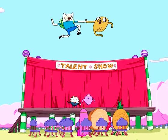 Candy Kingdom Talent Show