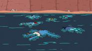 S4e21 Marauders floating facedown