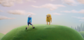 A preveiw of the Stop-Motion Adventure Time episode Bad Jubies
