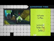 Adventure Time - Billy's Bucket List (Short Preview)