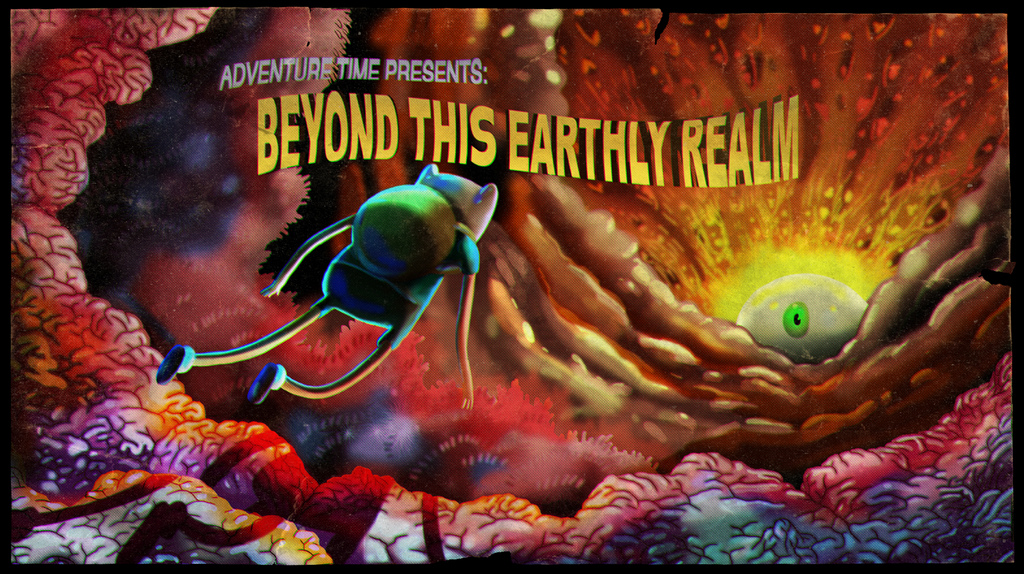 Beyond this Earthly Realm