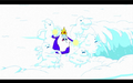 S1e3 ice king summoning snow creatures