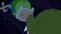 S4e23 Finn Mega Frog