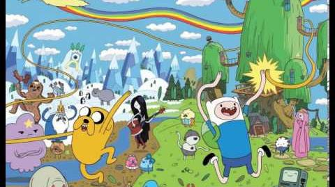 Awesome Adventure Time Lullaby