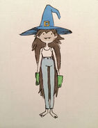 Come Along with Me original costume sketches for Marceline by Tom Herpich (9)