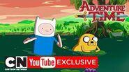 Frog Seasons Spring Adventure Time Cartoon Network