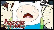Adventure Time Season 1 Henchmen (Clip) Cartoon Network