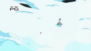 S4 E19 Princess Bubblegum running towards dome
