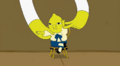 S5 e24 Lemongrab 2 playing with Lemon-Sweet's arms