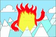 Fire Elementall