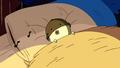 Jiggler in bed