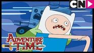 Adventure Time Neptr The Never Ending Pie Throwing Robot Cartoon Network