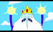 S1e3 ice king magic hands