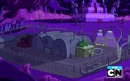S8e4 Candy Kingdom space facility