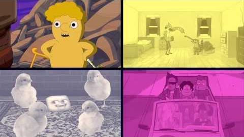 Adventure Time- Lemonhope Part one (long preview)