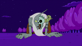 S4e26 The Lich disguised as Billy