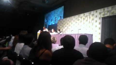9 SDCC 2012 Adventure Time panel (Final)