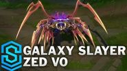 Voice - Galaxy Slayer Zed SUBBED - English