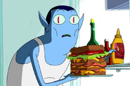 S4e6 Hunson Abadeer getting a snack