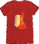 Finn and Flame Princess Hug T-Shirt