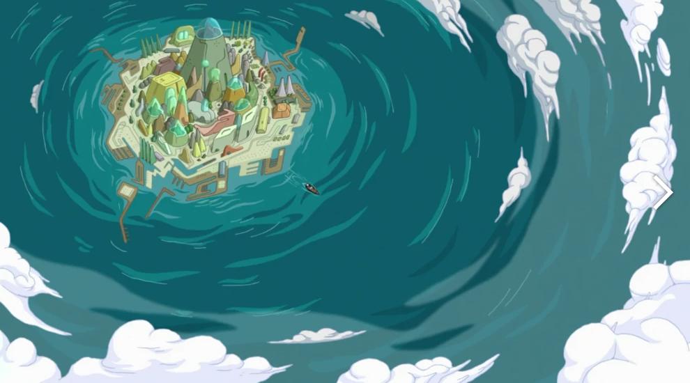Founders' Island