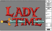 Modelsheet Lady Time Logo