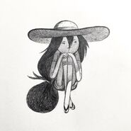No Sun for Marcy by character & prop designer Joy Ang
