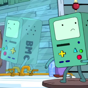 S4e2 BMO looking over shoulder.png