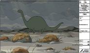 S6 E24 Dino Modelsheet 2