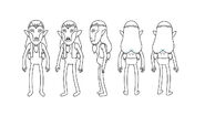 BMO character designs by Andy Ristaino No. 9