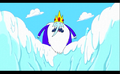 S1e3 ice king on snow cliff