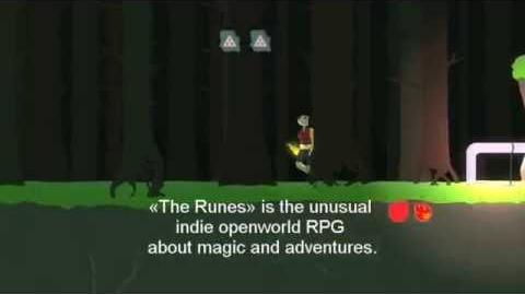 """""""The Runes"""" indie game inspired by the series """"Adventure Time"""""""