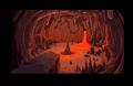Bg s6e24 Magwood's lair lit with lava