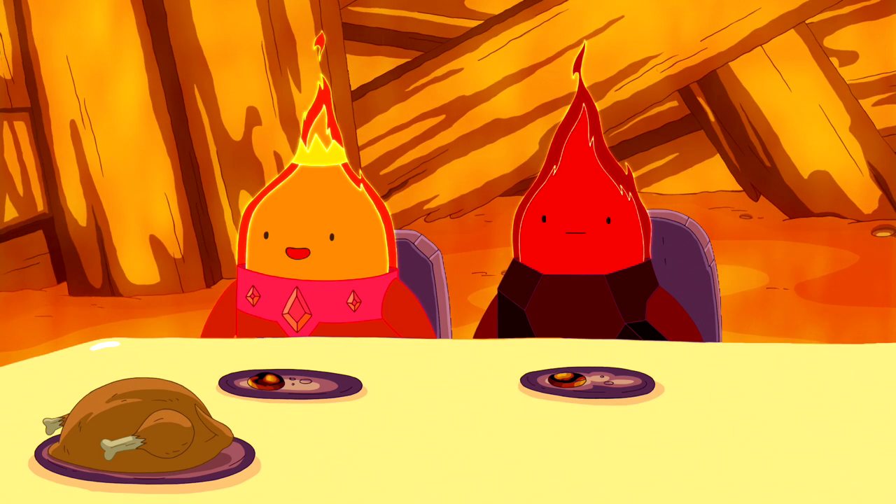 Flame Princess' younger brothers
